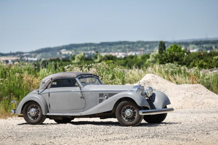Gooding 1941 Mercedes-Benz 540 K Cabriolet A $ 1,297,500