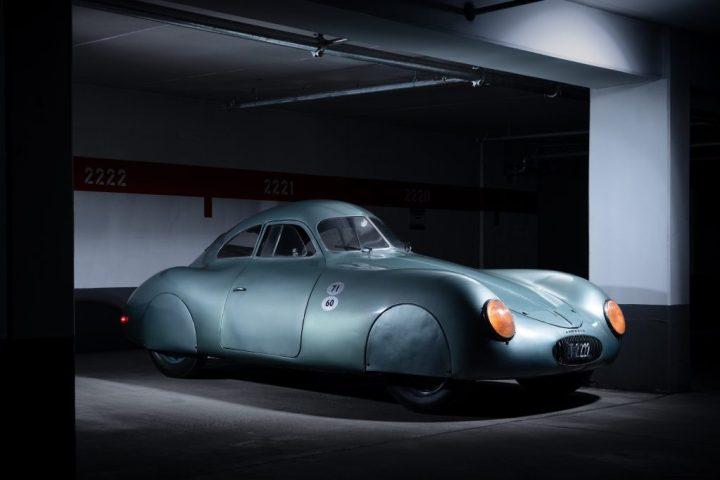 Porsche Type 64 (1939)   RM Sotheby's