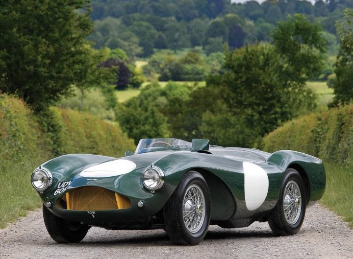 1953 Aston Martin DB3S Works (1953) | RM Sotheby's