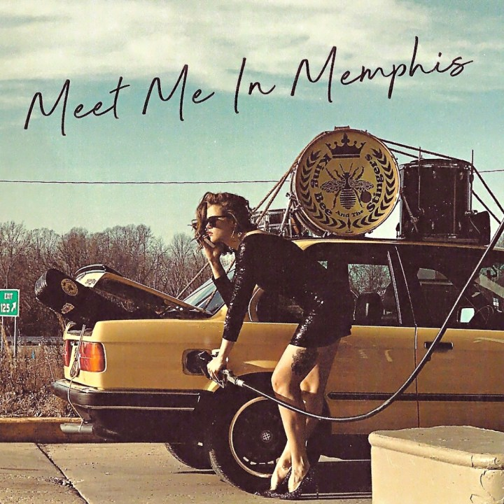 King Bee & The Stingers - Meet Me In Memphis