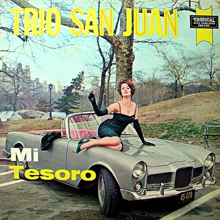 Trio San Juan - Mi tesoro