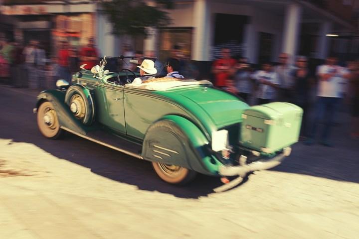 Chevrolet Master Roadster Convertible 1934 rear 3/4 en Alcorcón
