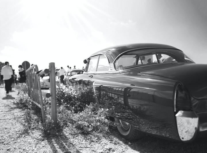 Mercado de los coches clásicos