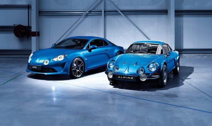 El futuro de los coches clásicos: Alpine A110: antes y ahora