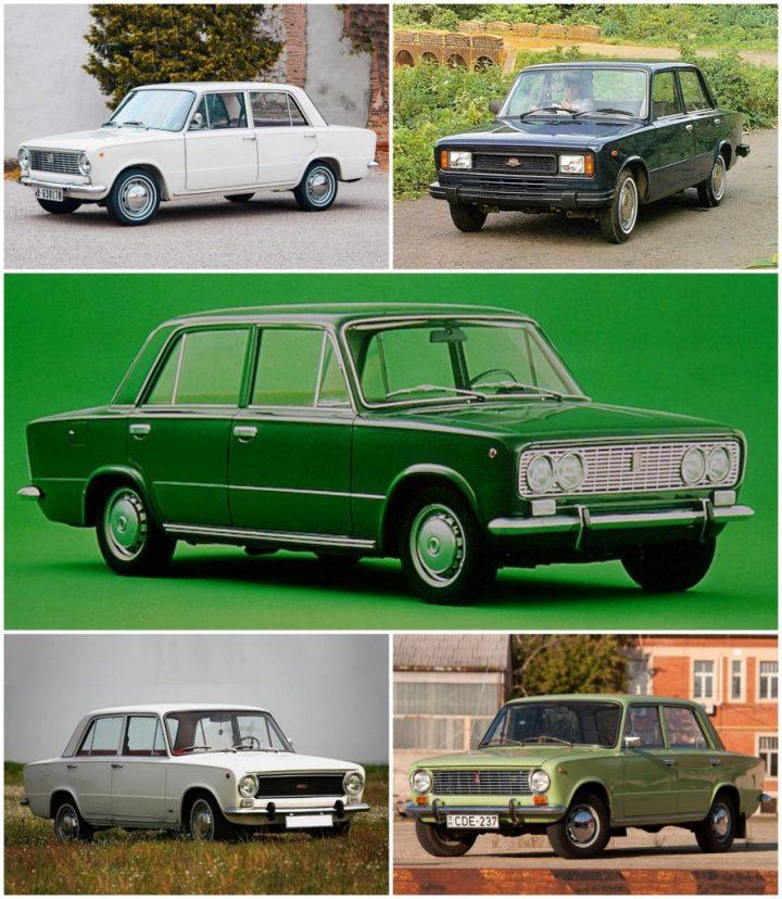 Badge engineering: SEAT 124, Premier 118 NE, Fiat 124, Tofaş Murat 124 y VAZ-2101