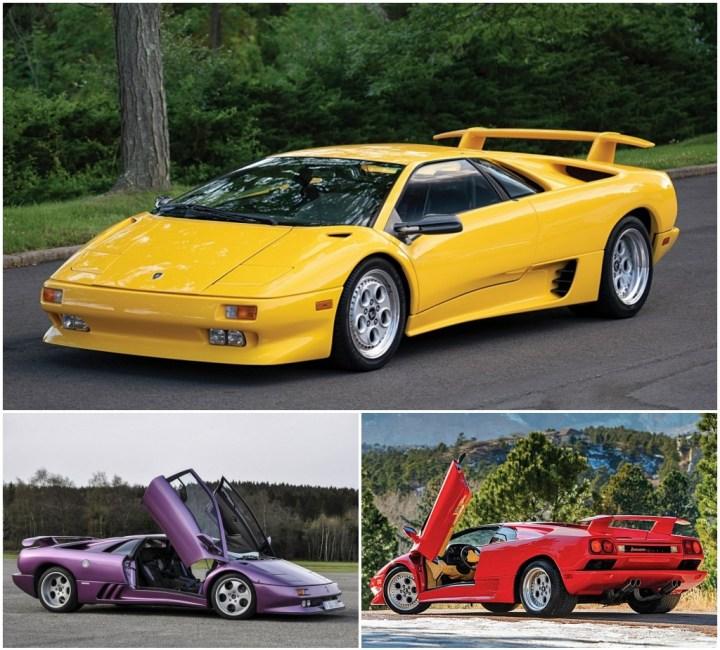 30 años en 2020: Lamborghini Diablo