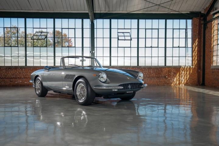Ferrari 330 GTS Spider (1967) | RM Sotheby's