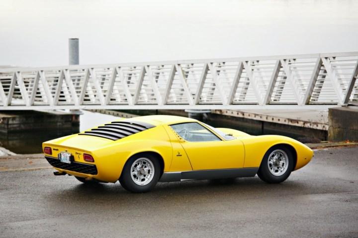 Lamborghini Miura P400 S (1968) | Gooding & Company