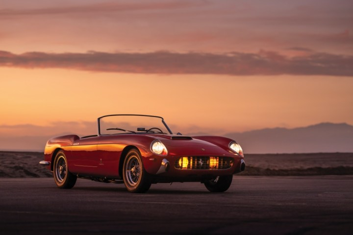 Ferrari 250 GT Cabriolet Serie I (1958) | RM Sotheby's