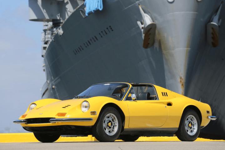 Ferrari Dino 246 GTS (1972) 280.000 $ | Bonhams