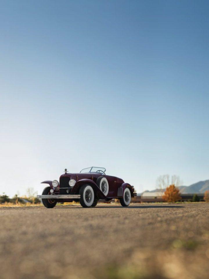 Duesenberg Model A Speedster (1925) 128.800 $ | RM Sotheby's