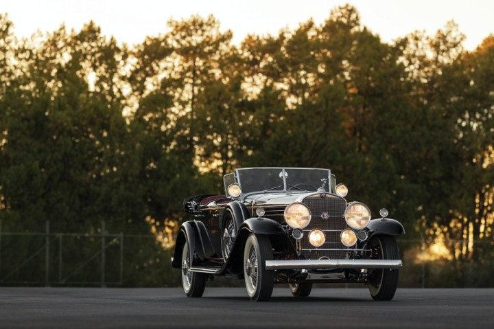 Cadillac V 16 Sport Phaeton by Fleetwood (1930) | RM Sotheby's