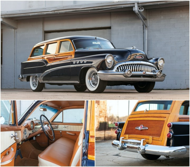Buick Roadmaster Estate Wagon (1953) | RM Sotheby's