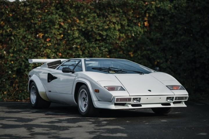 Lamborghini Countach LP5000 S (1983) 268.800 $ | RM Sotheby's