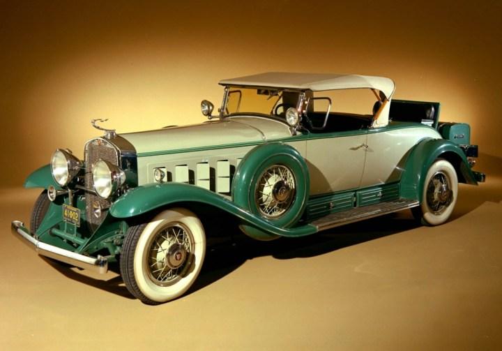 Cadillac V-16 de 1930
