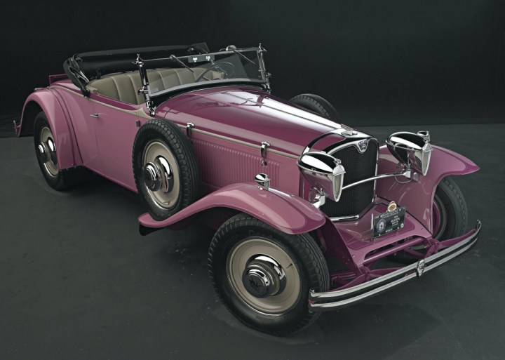 Ruxton Model C Roadster de 1931
