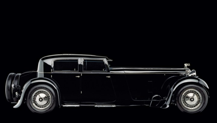 Daimler Double Six 40:50 Martin Walter Sports Saloon de 1932 | Scott Williamson