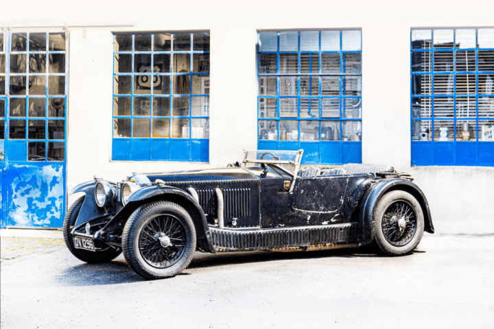Invicta 4.5 litre S-Type Low Chassis Sports (1931) | Bonhams