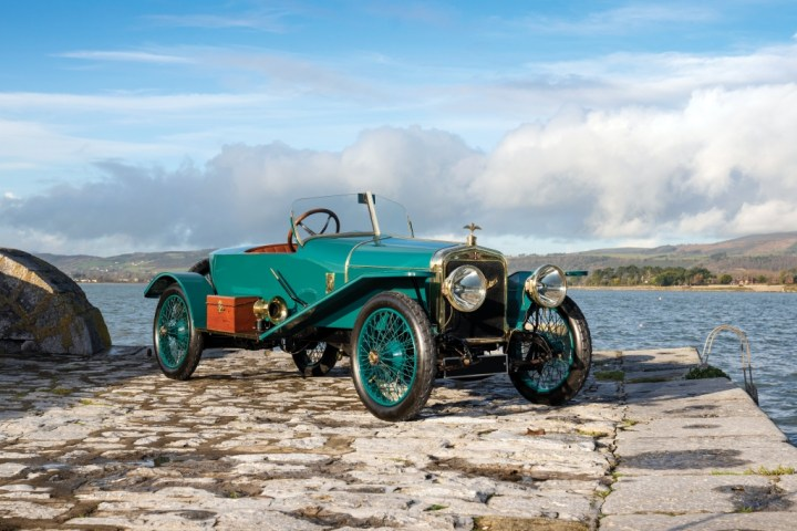 Hispano-Suiza Alfonso XIII (1913) | RM Sotheby's