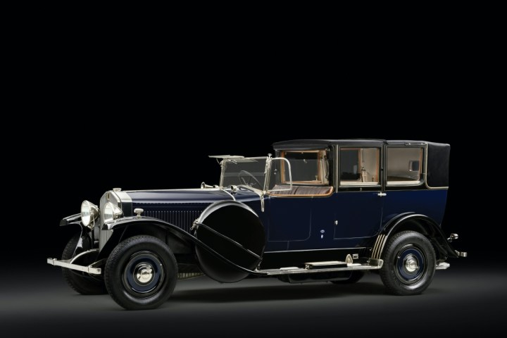 1924 Isotta Fraschini Tipo 8A Landaulet by Carrozzeria Sala (246.875 €) | RM Sotheby's