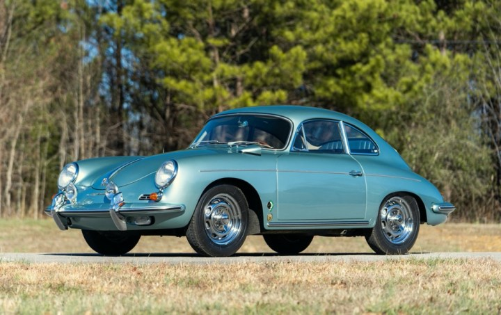 1961 Porsche 356 B Super 90 Coupe 207.200$