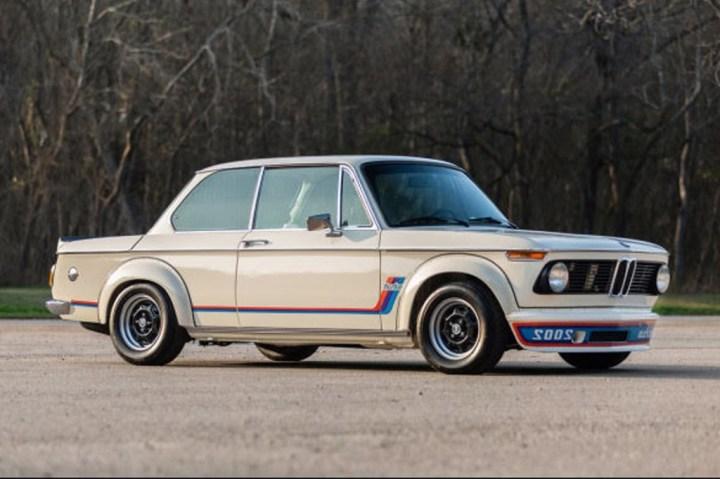 1974 BMW 2002 Turbo 112.000$