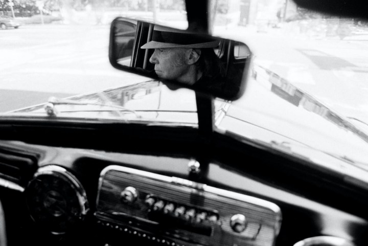 Neil Young en Nashville, Tennessee en 2005 | Danny Clinch