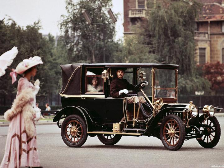 Fiat 18/24 HP de 1907