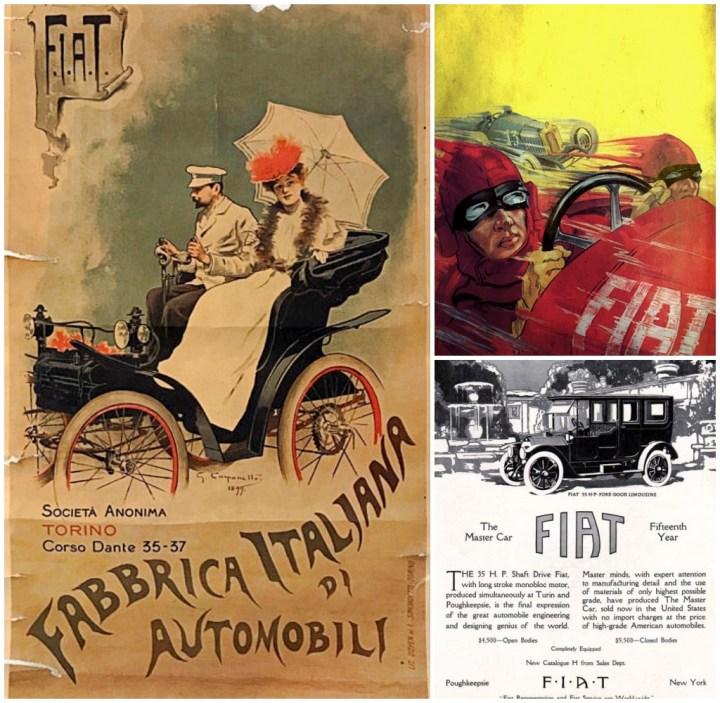 Carteles Fiat