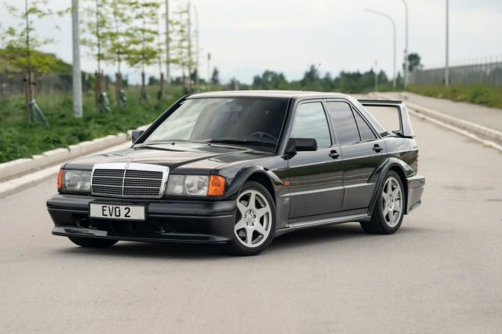 Mercedes-Benz 190 E 2.5-16 Evolution II (1990) 231.000 € | RM Sotheby's