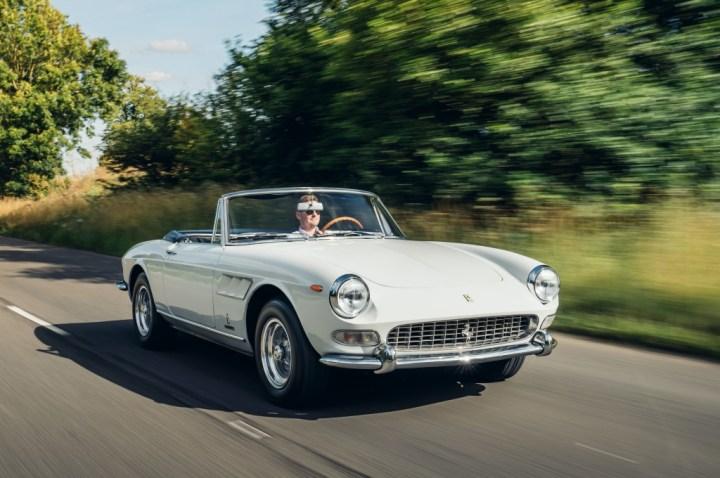 Subastas Monterey 2020 RM Sotheby's 1966 Ferrari 275 GTS by Pininfarina asking 1,6M$