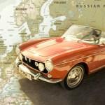 Mejores ruta Europa Fiat Cabrio
