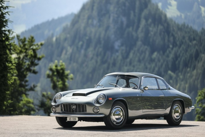 20200905 Gooding Passion of a Lifetime 1959 Lancia Flaminia 2500 Sport 310.500 libras est. 400-500