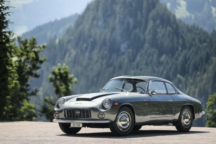 20200905 Gooding Passion of a Lifetime 1959 Lancia Flaminia 2500 Sport 310.500 libras est. 400-500