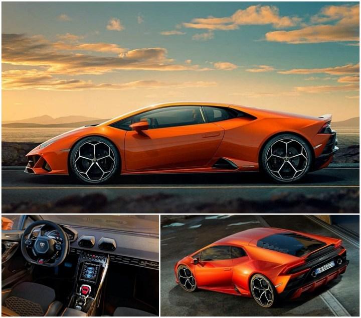 Coches clásicos modernos: Lamborghini Huracán
