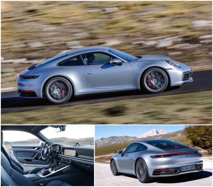 Coches clásicos modernos: Porsche 911
