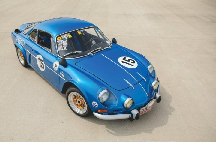 Subastas Otoño 2020 (2) RM Sotheby's Elkhart 1974 Alpine Renault A110 1600 VD 168.000 $