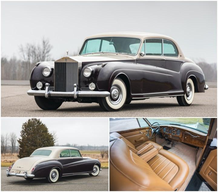 Rolls-Royce Phantom V Saloon Coupe (1962) | RM Sotheby's