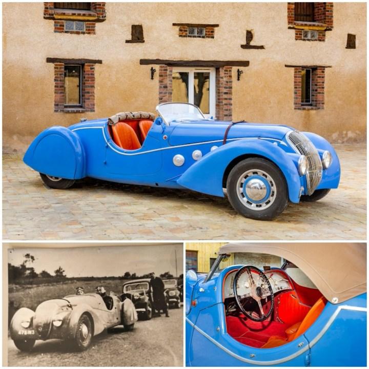 Peugeot 402 Darl'Mat Special Sport (1938) | Bonhams
