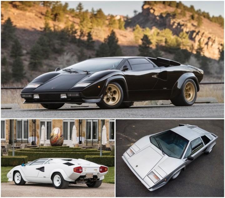 Los clásicos más cool: Lamborghini Countach