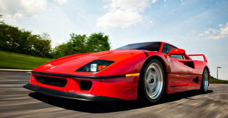 1992-Ferrari-F40-_0 est 1,8-2,2M$ 22 RM Sotheby's