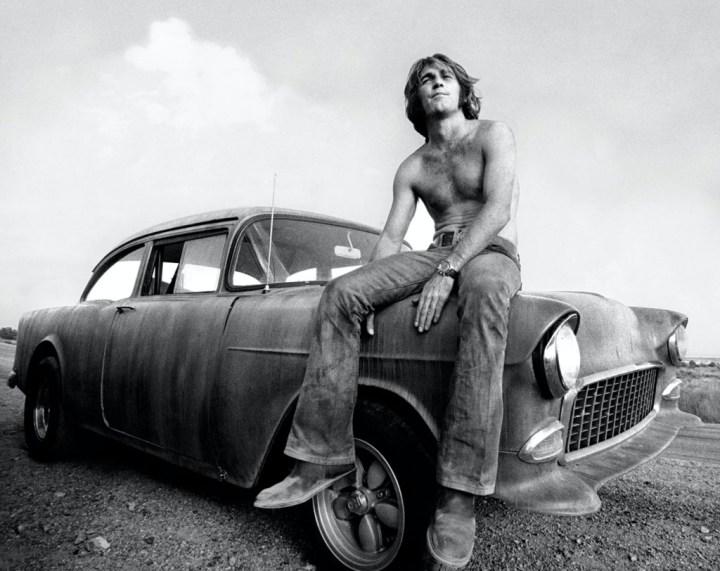 Dennis Wilson, batería de los Beach Boys, en 1970 | John R. Hamilton.