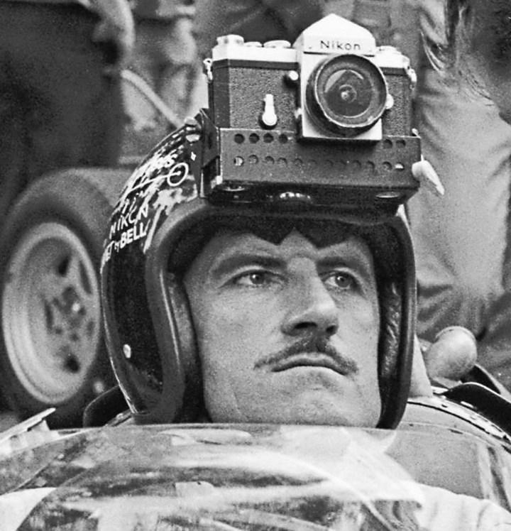 Graham Hill en el Gran Premio de Monaco de 1962