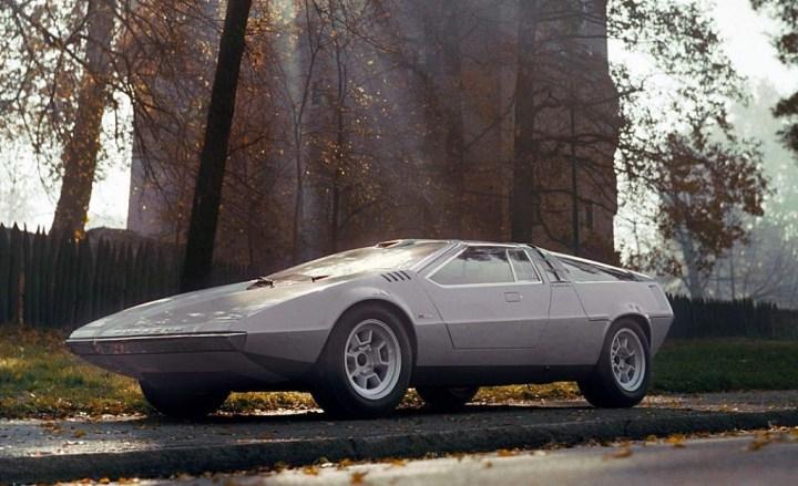 Concept cars: 1970 Volkswagen Porsche Tapiro