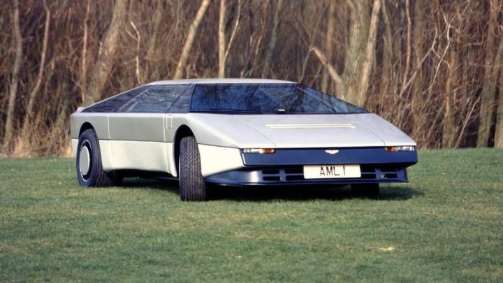 Concept cars: 1980 Aston Martin Bulldog