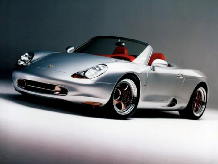 Concept cars: 1993 Porsche Boxster