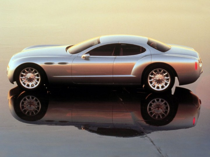 Concept cars: 1998 Chrysler Chronos
