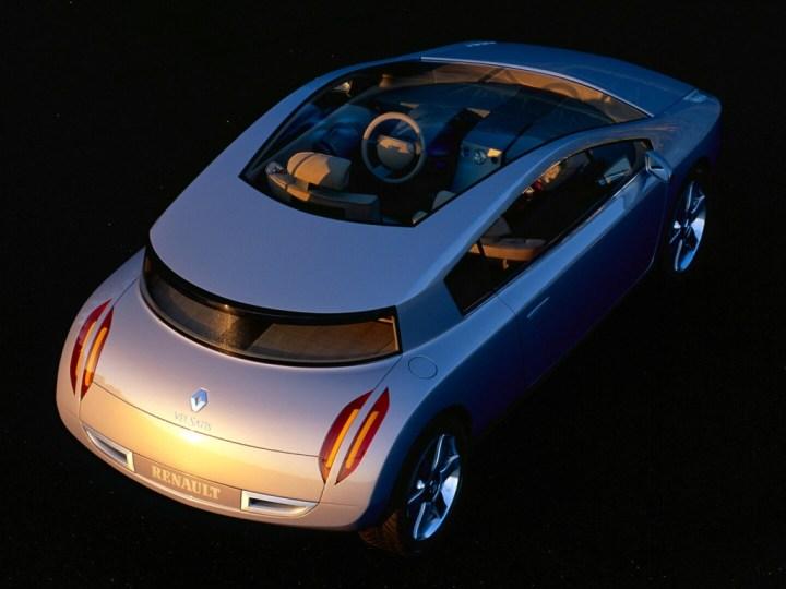 1998 Renault Vel-Satis
