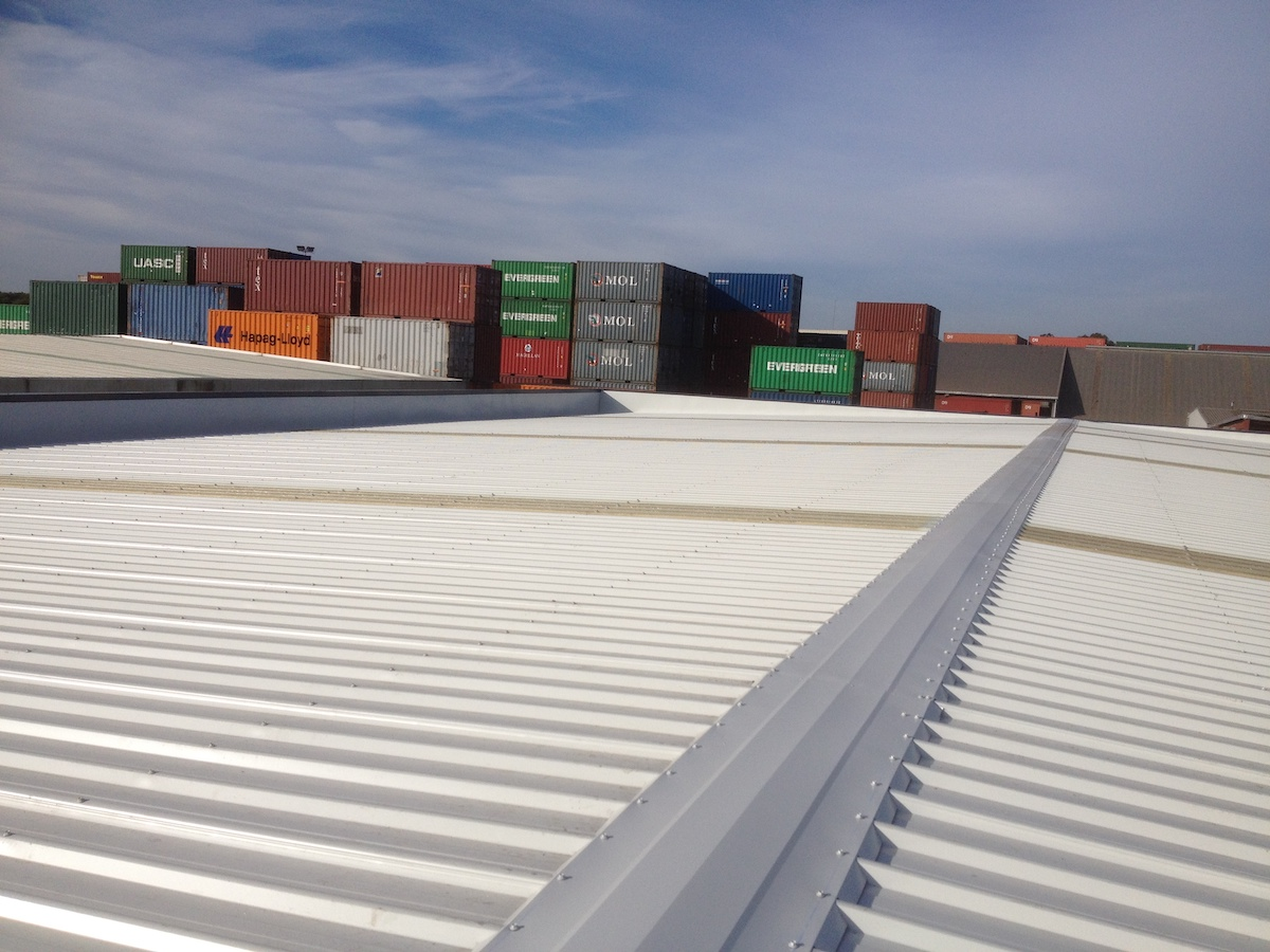 Commercial Factory Roofing