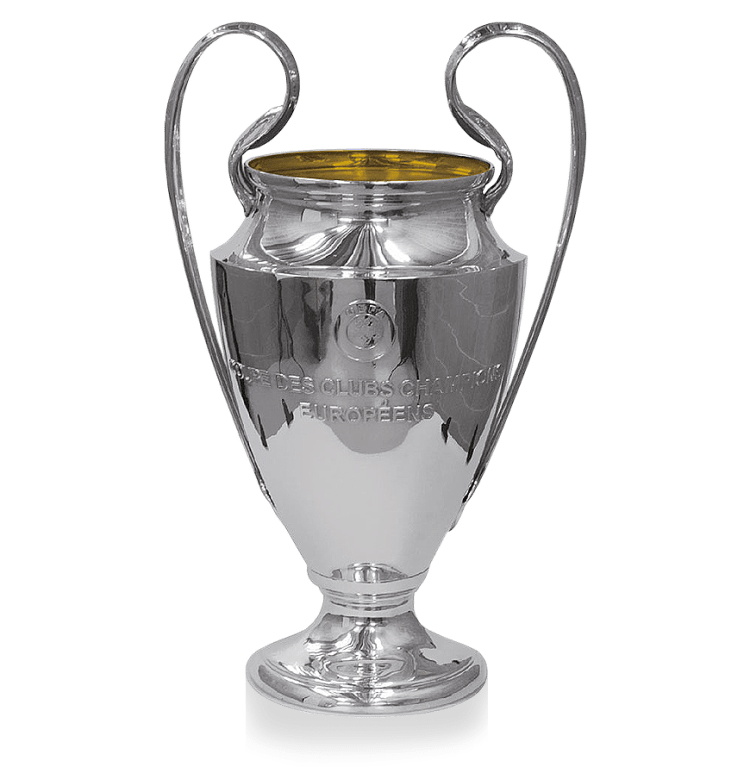 Official UEFA Champions League 3D Mini Replica Trophy ...